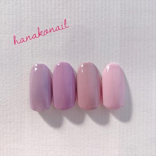 くすみピンク ネイル 作り方