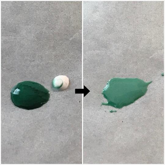 くすみグリーン ネイル 作り方